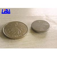 Standard CR2032 240mAh Lithium Button Batteries For Watch Electric Toys