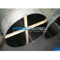 China TP304 , TP304L , TP316 , TP316L Stainless Welded Pipe , ERW / EFW , ISO 9001 / PED wholesale