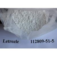 China Legit Letrozole / Femara Bodybuilding Steroids For Breast Cancer Treatment wholesale
