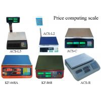 China Kitchen Digital Price Computing Scale Floor Type Electric Platform Scale on sale