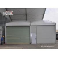 China Heavy Snowloading Sidewall Temporary Industrial Storage Buildings Tent / Sun Shade Tent wholesale
