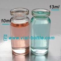 China 10ml Serum Injection Vials For Pharmaceutical Medical Packaging on sale