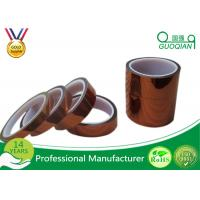 China PET Mara PVC Electrical Tape Shrink / Blister Card Packing For Masking wholesale