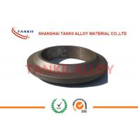 Quality High speed steel Nicr Alloy Single / double disc cutter ring for shield tunneling machine for sale