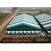 China 30M x 55M Waterproof and Colorful Sport Event Tents For Footaball and Soccer wholesale