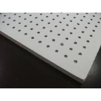Quality Mineral Fiber Ceiling Board with hole for sale