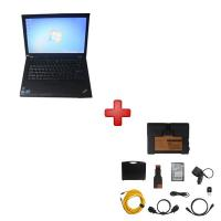 Buy cheap Super BMW ICOM A2 BMW Diagnostic Tools With  2017.12V HDD Plus Lenovo T410 Laptop Support Multi Languages from wholesalers