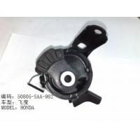 China Honda Auto Body Parts of Rubber and Metal Left Car Engine mount for Honda Fit2003- GD1 / GD6 ATM OEM 50805-SAA-982 wholesale
