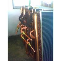 Buy cheap 0.2 MPa Φ20mm Steel Pipe HVAC Heat Exchanger, Air Cooled Heat Exchangers from wholesalers