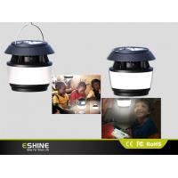 China Outdoor Garden Solar Panel Solar Table Lights With Mosquito Killer on sale