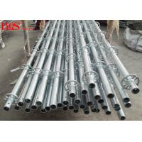 China High Strength Scaffolding Ring Lock System Horizontal Ledgers for Concrete Construction wholesale