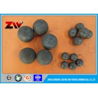 Buy cheap Forged steel ball , cast iron grinding balls for ball mill / cement plant / from wholesalers