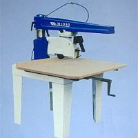 Wholesale Durable Automatic Woodworking Machinery Industrial Radial Arm Saw 360 Turning Angle from china suppliers