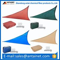 Quality HDPE Plastic shade sail,durable and beautiful shade sail for sale