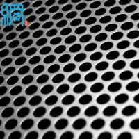 China Stainless steel perforated metal sheet wholesale
