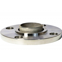 China Forged Stainless Steel Lap Joint Flange ANSI B16.5 Carbon Steel Flanged Fittings on sale