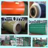 China  JIS G 3312, JIS G 3302 Prepainted GI Steel Coil  914 ~ 1250 mm Width SGC340 - SGC570 Grade  for sale