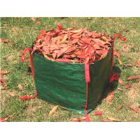 China Oxford Foldable Heavy Duty Garden Bag  Square Recycle Garden Leaf Collector wholesale