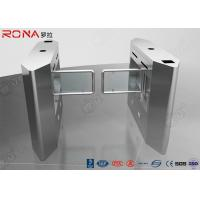China Security Access Control Swing Barrier Gate System With Rfid Identification wholesale