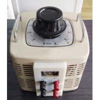 China Yomin 12 Amps 220V Variac Autotransformer Pointiometer 0~250V Ouput wholesale