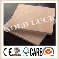 Quality 1220X2440mm Poplar Core Commercial Plywood for sale