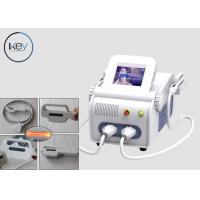 China Portable IPL Laser Hair Removal OPT SHR Multifunction Beauty Equipment wholesale