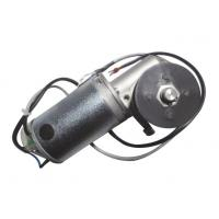China The signal line with Pulley Automatic Sliding Door Motor 60W and 100W 24VDC Interior Permanent Magnet Brushed DC Motor wholesale