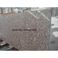 Quality G687,Peach red,Blossom red granite Kitchen Countertops,Natural stone countertops for sale