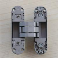 China 3d adjustable concealed hinge the best supply in CN wholesale