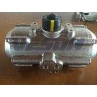 China High Speed Stainless Steel Pneumatic Actuator 0~90 Degree Rotary Angle on sale
