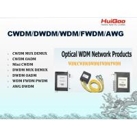 Buy cheap Filter Wavelength Division Multiplexer FTTH/FTTx 1310/1490/1550nm FWDM Filter WDM multiplexer OEM factory made in China from wholesalers