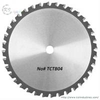 China TCT Circular Saw Blade for Cutting Brass and Copper wholesale