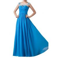 China Crystal Dresses Women's A-Line Dreads Long Dress wholesale