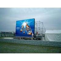 China Professional Large Full Color P20 LED Display 2R1G1B For Advertising , 4K wholesale