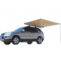 China 420D Polycotton  Camping Free Standing Offroading Car Gear Awning wholesale