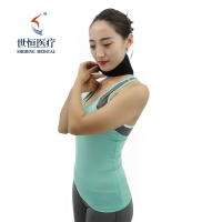 China Magnetic Neck Support Guard Neck Wrap Tourmaline Cervical Support wholesale