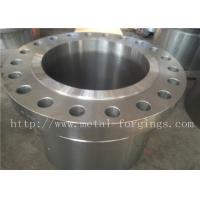 China ASME B16.5 Standard WN BL RF Carbon Steel  and Stainless Steel Flange Finish Maching wholesale