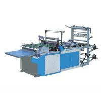 China High Efficient Automatic  T-Shirt bag Courier bag making machine wholesale