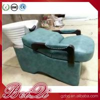 China Wholesale barber equipment salon suppliers shampoo station sink and chair wholesale