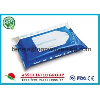 China Sanitary Disinfectant Wet Wipes wholesale