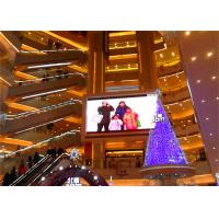 China 2000 Nits Indoor LED Advertising Billboard Full Color LED Display Smd3528 6mm Pixel Pitch wholesale
