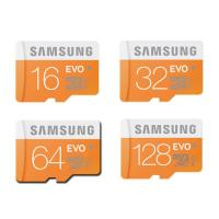China SAMSUNG EVO 16GB 32GB 64GB 128GB Micro SD SDHC SDXC MicroSDXC Card Class 10 wholesale