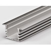China Customized Aluminum Extrusion Bar With Electrophoretic Coating wholesale