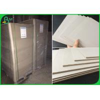Buy cheap FSC Certified 116*78 CM Greyboard With Sheet Packing For Multiple Uses from wholesalers