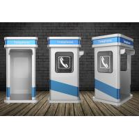 China Corrosion Resistant Heavy Duty Industrial Phone Kiosk for Noisy Areas wholesale