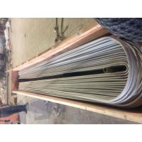 Quality Hot / Cold Finished U Bend Tube , JIS G 3463 Bending 316 Stainless Steel Pipe for sale