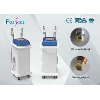 Wholesale MRF SRF Micro needle facial micro needling devices thermage cpt skin rejuvenation machine from china suppliers