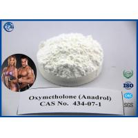 Bodybuilding Raw Powder Steroids CAS 434 07 1 Oxymetholone Steroids