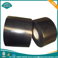 China Water Pipe Coating Butyl Rubber Tape High Tension Strength high peel adhesion wholesale
