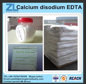 China China EDTA-Calcium disodium suppliers wholesale